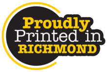 Proudly Printed in Richmond